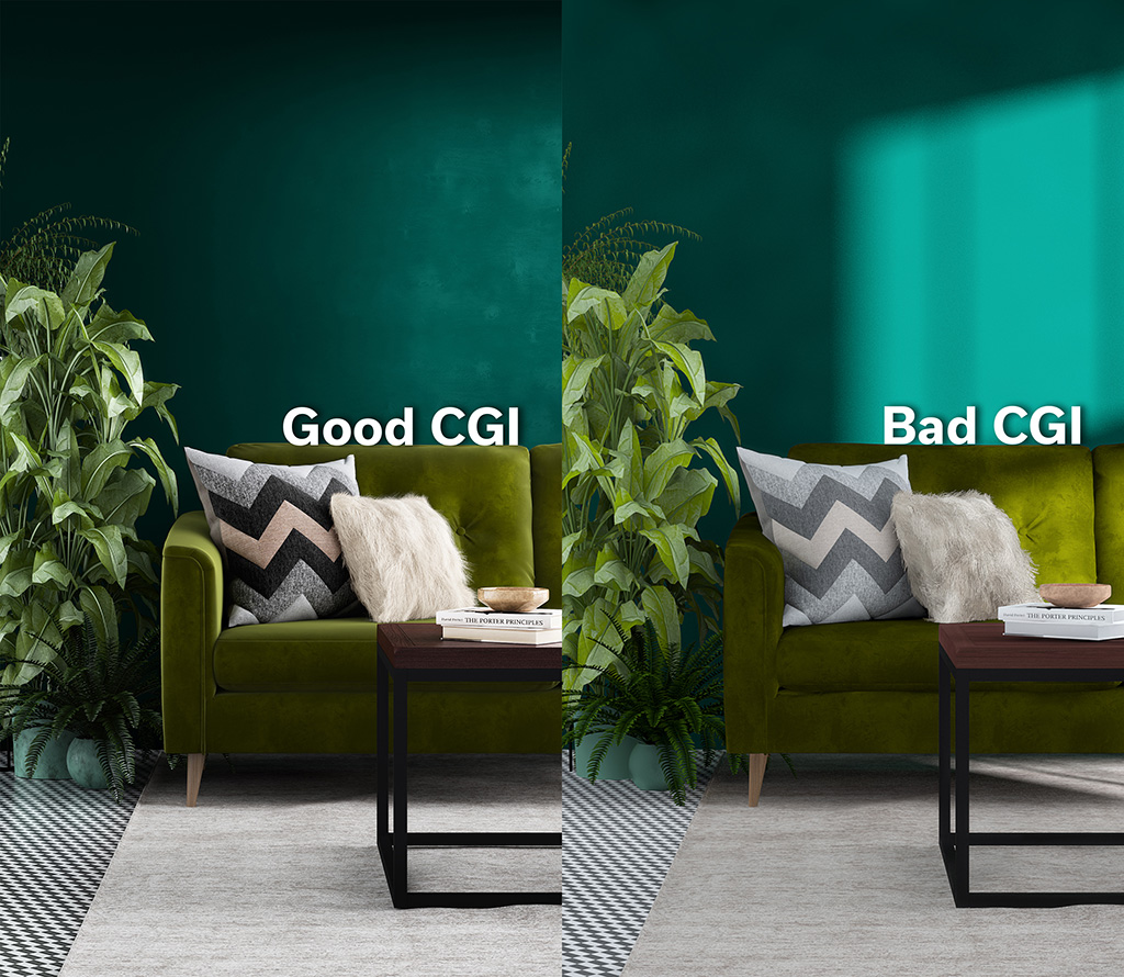 Good vs Bad CGI