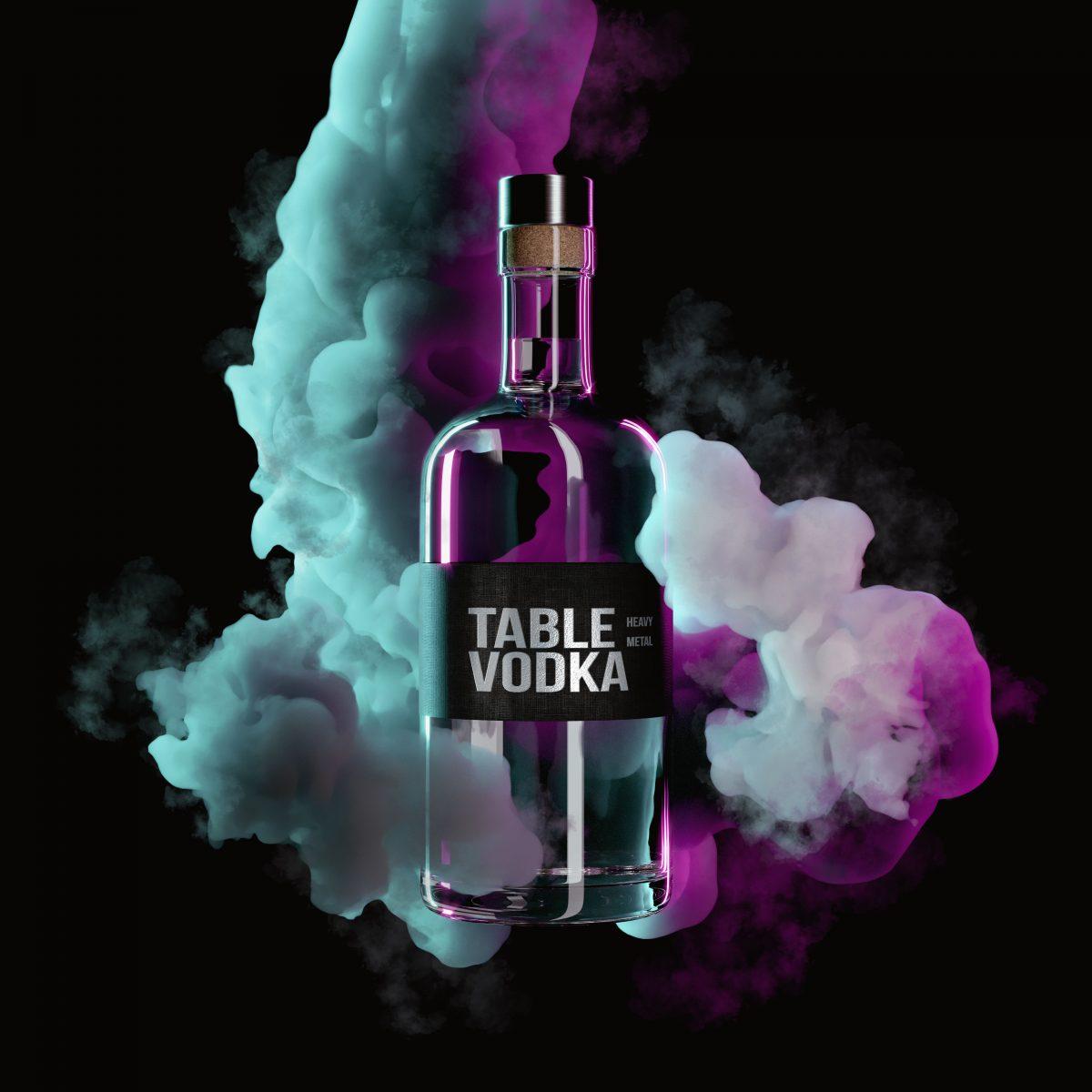 Alcohol Bottles Image