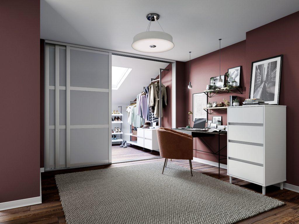 Storage in room